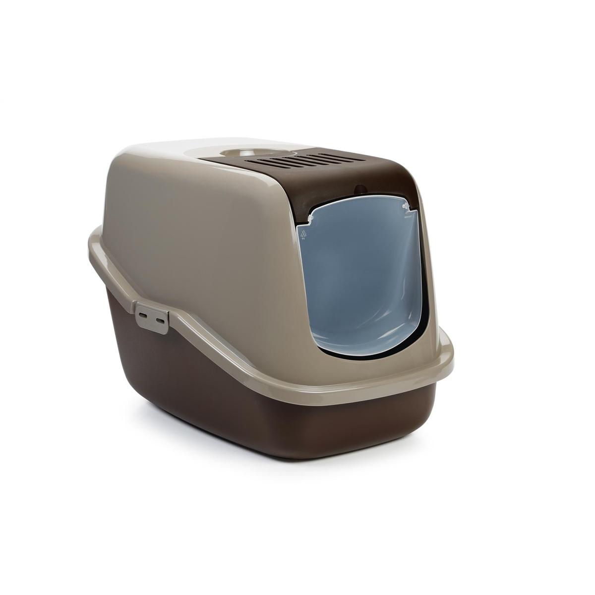 beeztees bac liti re pour chat nestor horze. Black Bedroom Furniture Sets. Home Design Ideas