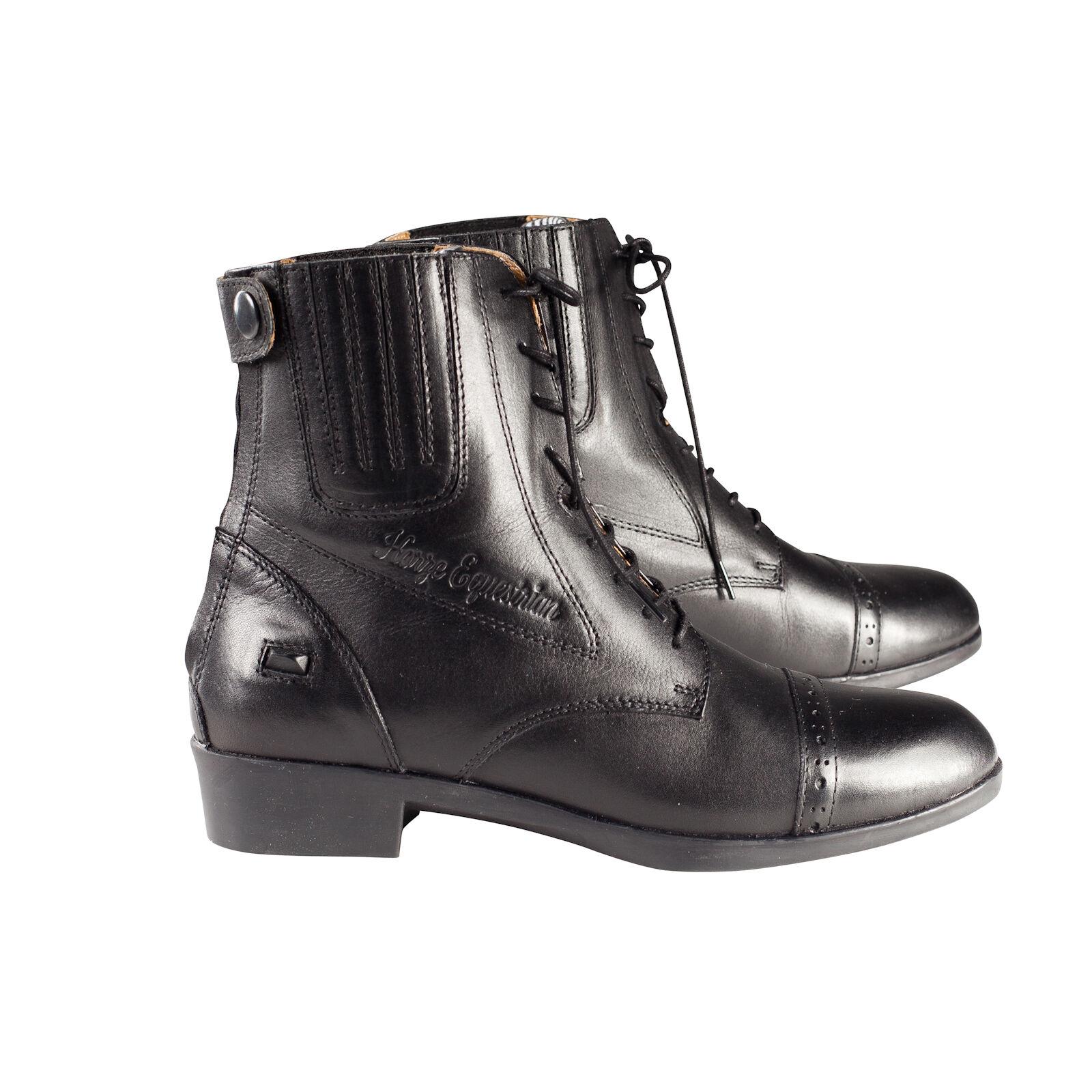Dublin élévation Zip Pantalon Jodhpur pour femme bottes–Noir noir Noir Adults 6 Wmh6EbT89