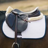 Tapis de selle et cheval, chabraque, tapis equitation - Horze