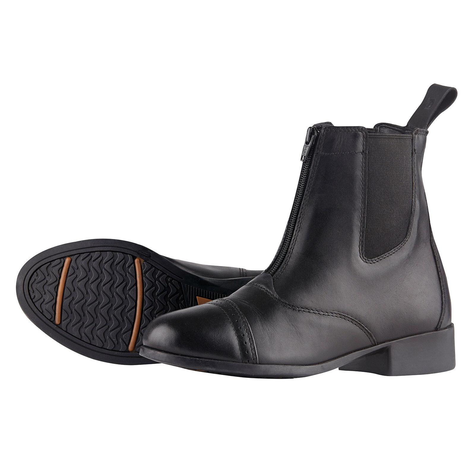 Dublin Chaussures D'Équitation Pour Homme - Noir - Noir, 41.5