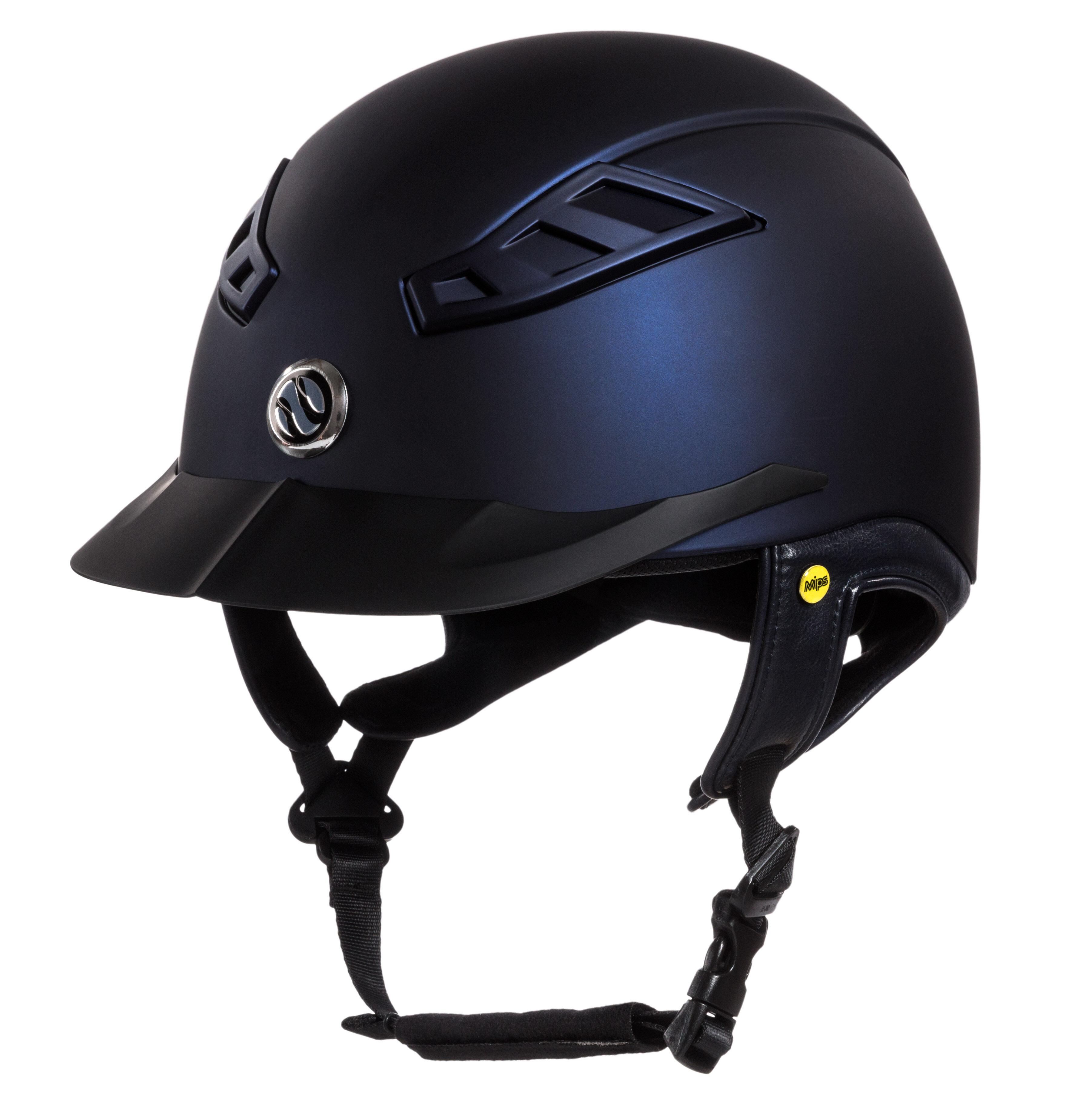 Uvex Equitation ONYXX Glamour black mat enfants equitation avec étoile et paillettes