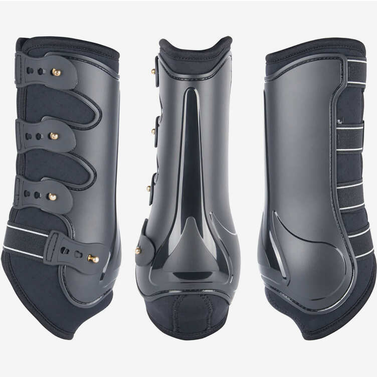 great look meet low price Harry's Horse Protection boots Grand Prix front