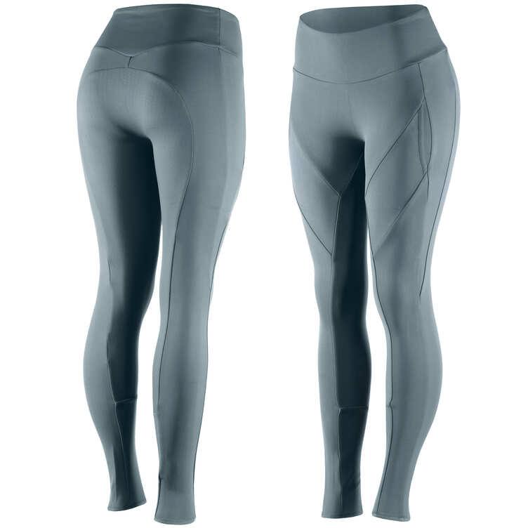 100% authentique nouvelle saison différents types de Legging d'équitation fond intégral silicone Horze Giselle, avec poche  téléphone