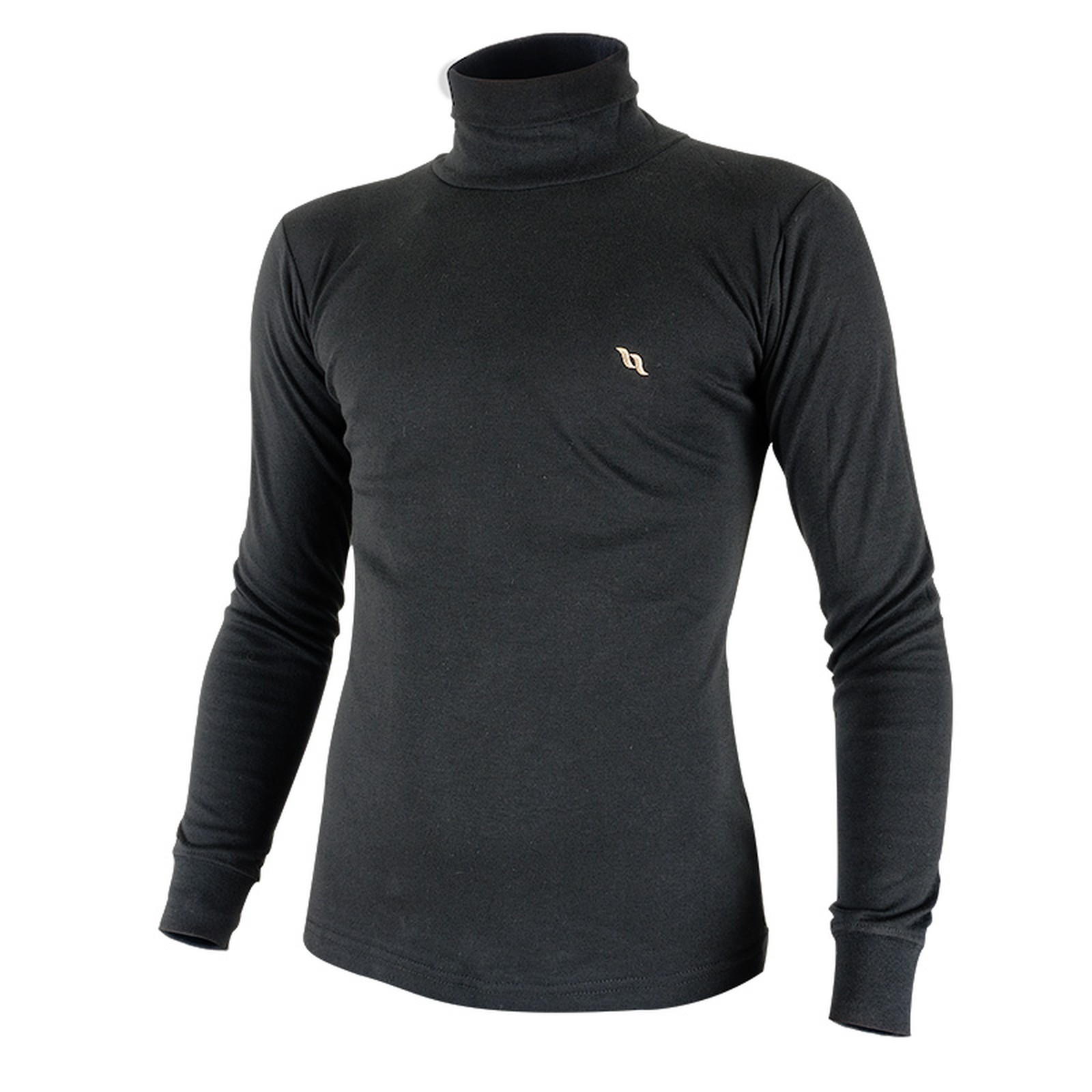 polo col roul back on track homme horze