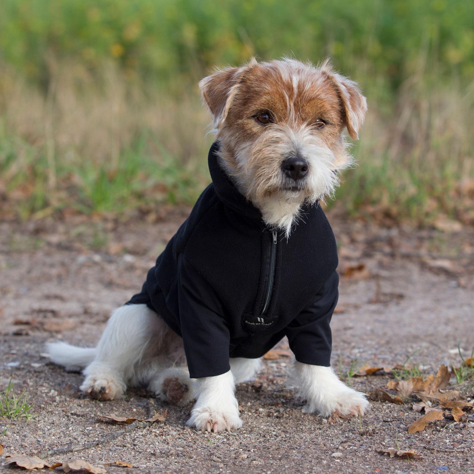 Manteau pour chien Back on Track Dog Jumper Bianca, S