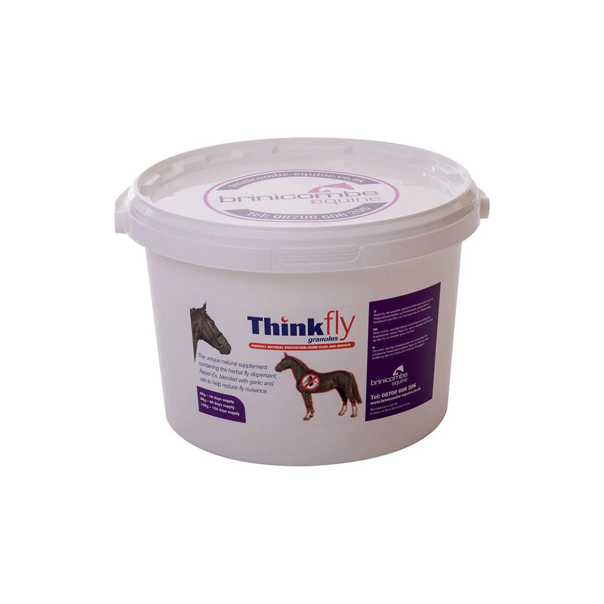 compl ment alimentaire en granul s anti mouches brinicombe equine think fly granules 8 kg horze. Black Bedroom Furniture Sets. Home Design Ideas
