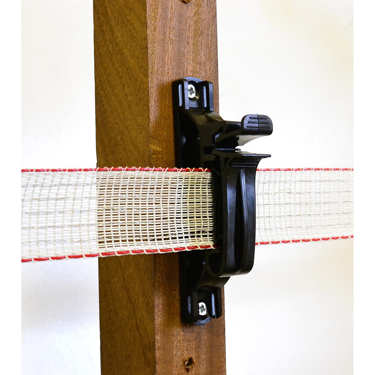 Isolateur hotline pour ruban de cl ture lectrique horze - Ruban cloture electrique ...