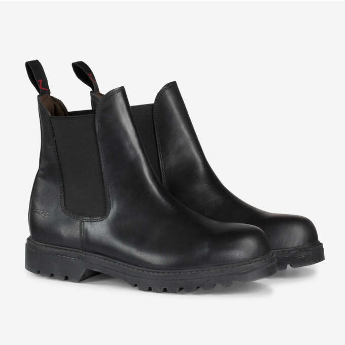 ee2a5a4beb3531 Boots Jodhpurs de sécurité Horze | Horze